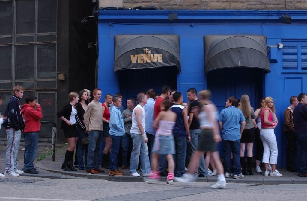The Venue. Picture: TSPL