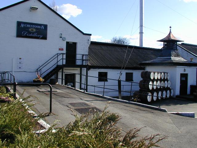 Auchentoshan distillery. Picture: Chris Gunn\wikimedia