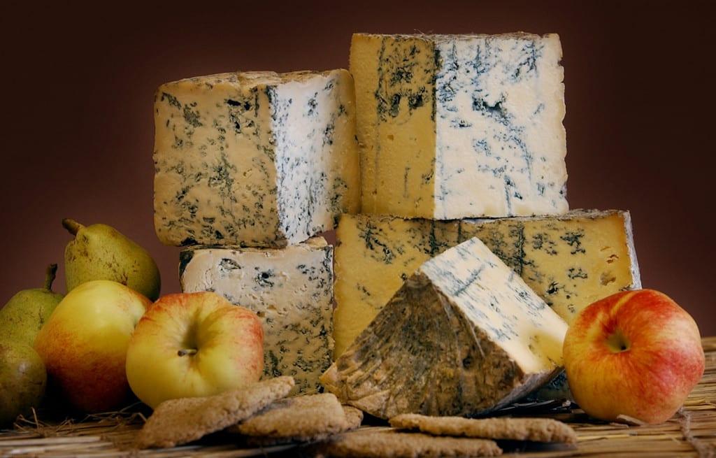 Lanark Blue cheese. Picture: TSPL