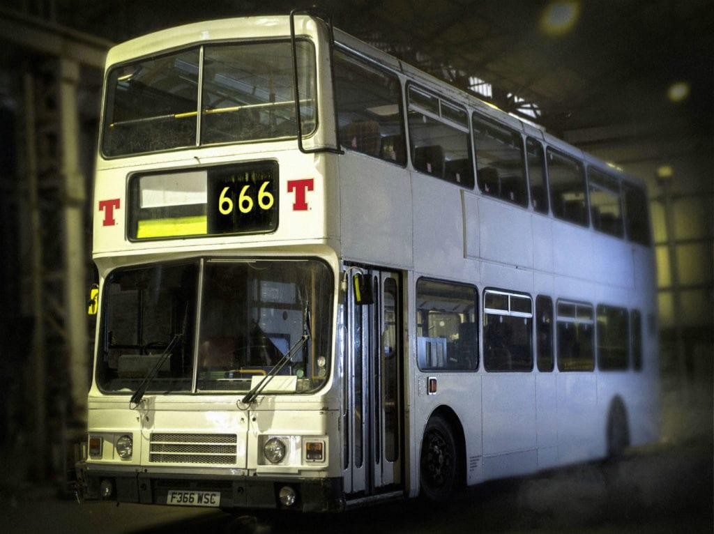 Tennent's nightbus