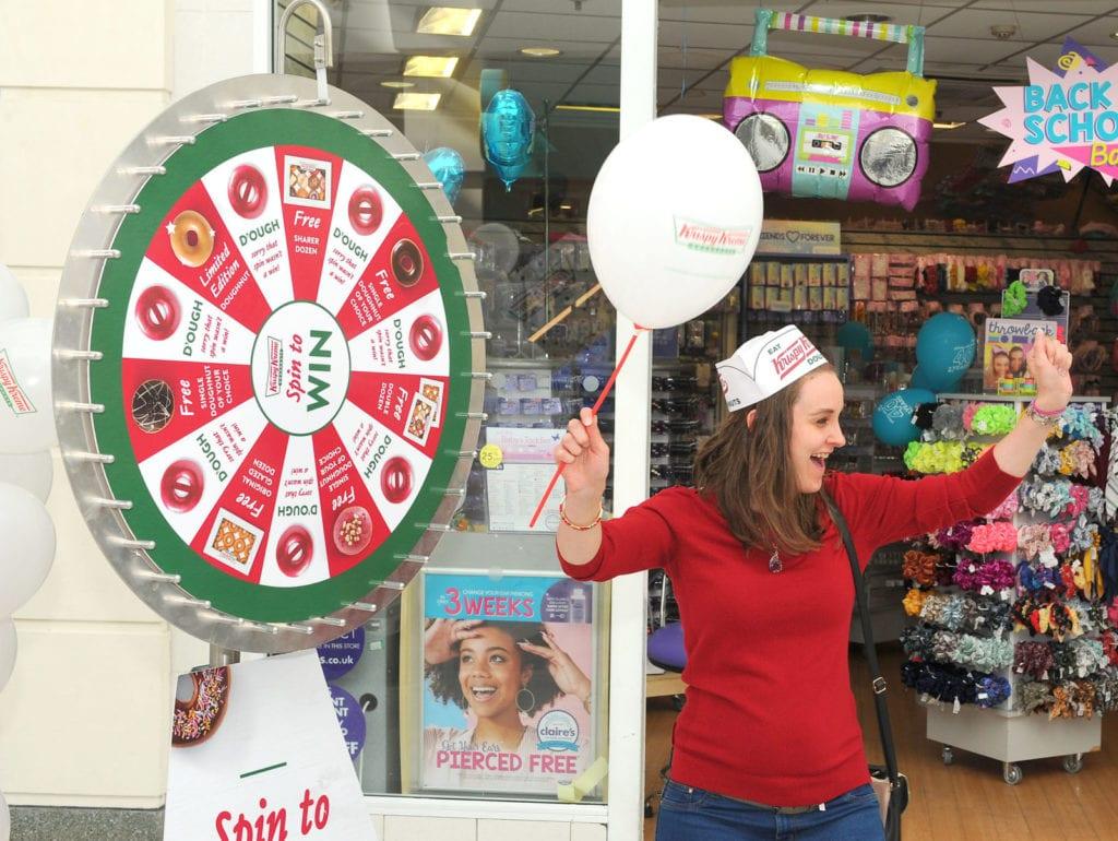 Krispy Kreme new store